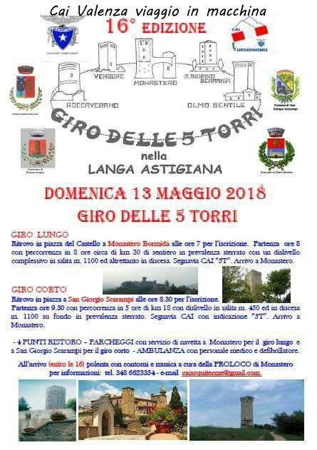 Giro dele 5 Torri