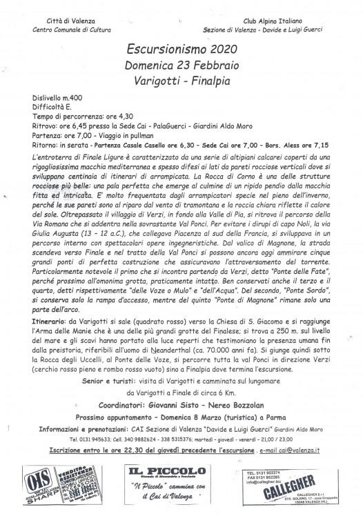 Descrizione Varigotti